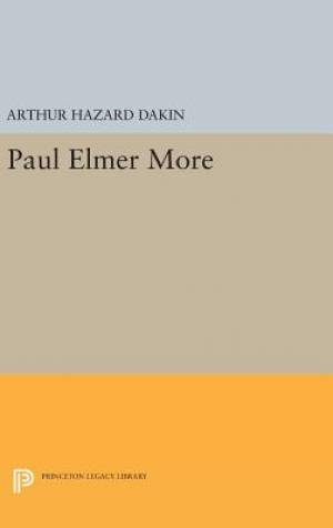 Paul Elmer More