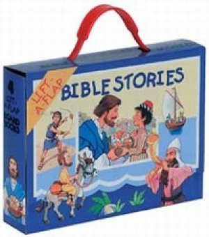 Lift A Flap Bible Stories