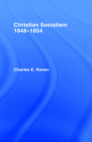 Christian Socialism, 1848-54