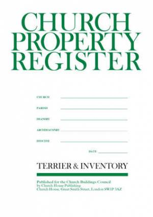 Church Property Register Insert