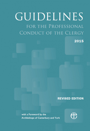 Guidelines for the Professional Conduct of the Clergy