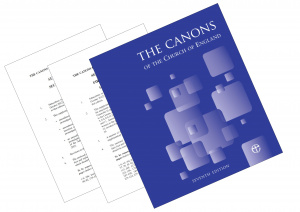 Canons of the Church of England 7th Edition: Full Edition with First and Second Suppliments