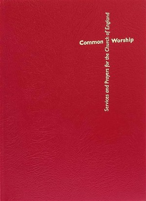 Common Worship: President's Edition Red Hardback