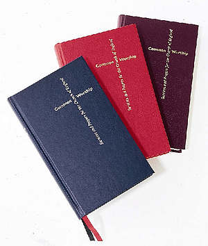 Common Worship: Presentation Edition Hardback, Burgundy