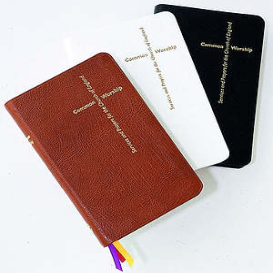 Common Worship:  Presentation Edition, White Calfskin