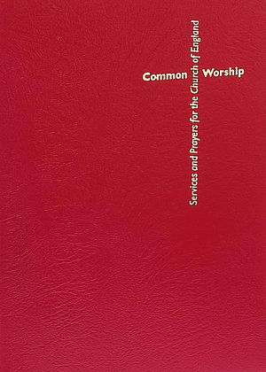 Common Worship: Hardback Desk Edition