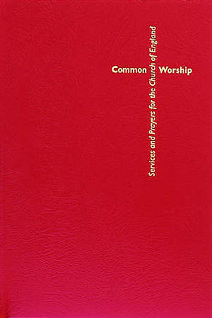 Common Worship: Calfskin Desk Edition