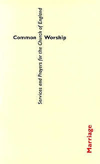 Common Worship: Marriage Booklet
