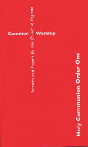 Common Worship Holy Communion