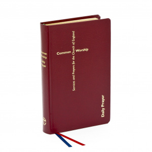 Common Worship: Daily Prayer bonded leather