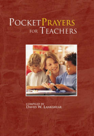 Pocket Prayers for Teachers hardback
