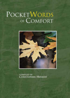 Pocket Words of Comfort hardback