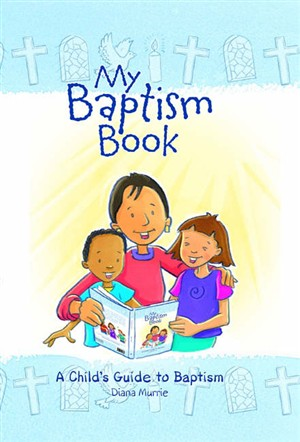 My Baptism Book a Child's Guide to Baptism - Pack of 6