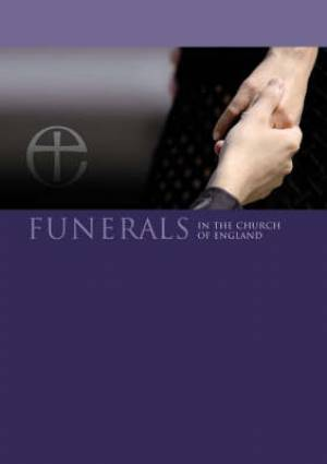 Funerals In The Church Of England Pack of 20