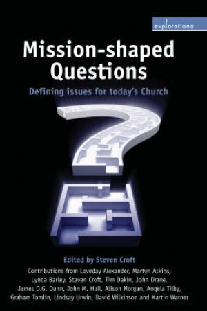 Mission Shaped Questions