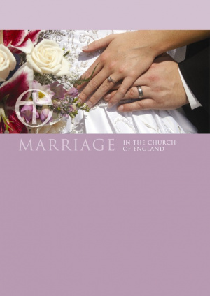 Your Marriage In The Church Of England: 20 copy Pack