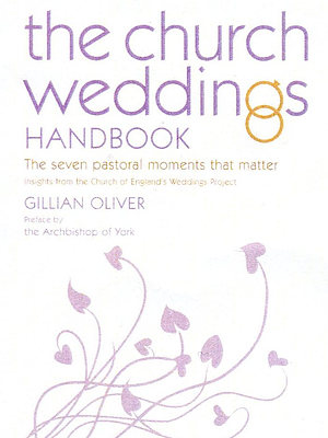The Church Weddings Handbook