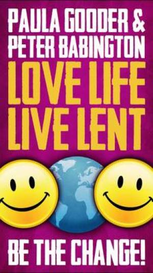 Love Life Live Lent Adult and Youth Pack of 25