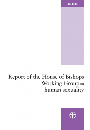 Report of the House of Bishops Working Group on Human Sexuality