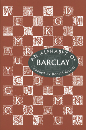An Alphabet of Barclay