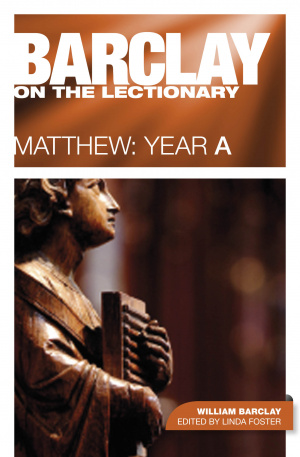 Barclay on the Lectionary