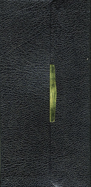 KJV Classic Companion Bible:  Black Bonded Leather, Snap Flap