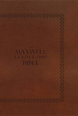 NIV Maxwell Leadership Bible: Briefcase Edition, Hardback