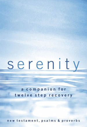 NKJV Serenity New Testament, Psalms and Proverbs: Paperback
