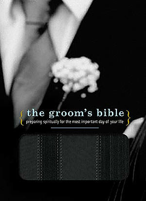 NCV Groom's Bible: Black, LeatherSoft