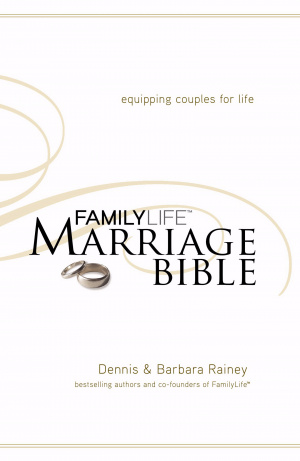 NKJV Family Life Marriage Bible: Hardback