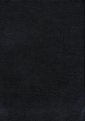NKJV Study Bible: Black,  Bonded Leather