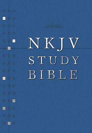 NKJV Study Bible: Hardback