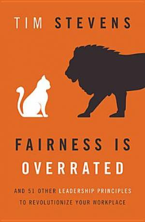 Fairness Is Overrated