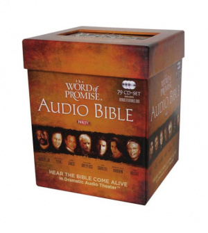 NKJV The Word of Promise audio Bible