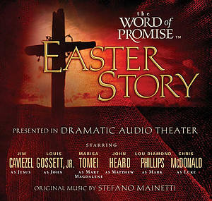 Easter Story Audio Bible: CD