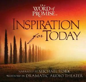 Inspiration For Today Audio CD