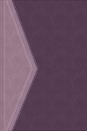 KJV Reference Bible: Plum, LeatherSoft