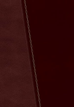 NKJV Study Bible: Burgundy, Bonded Leather