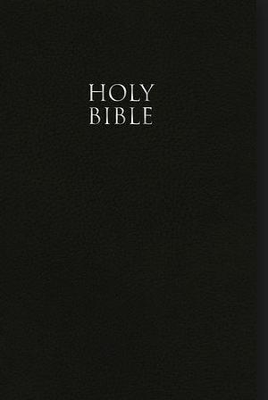 NKJV Compact Black Bible
