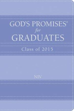 God's Promises for Graduates: 2015 - Lavender