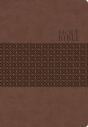 KJV Classic Personal Size Giant Print End-Of-Verse Reference Bible Giant Print, Personal Size