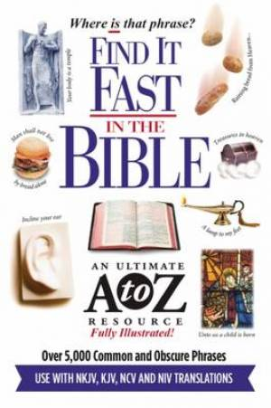 Nelson's Little Book of Find it Fast in the Bible