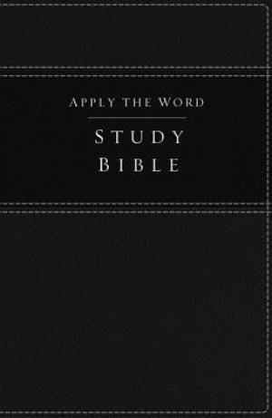 Apply the Word Study Bible, Indexed Indexed