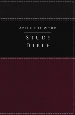 Apply the Word Study Bible, Indexed