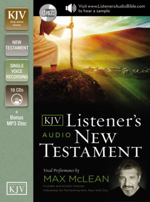 The KJV Listener's Audio New Testament