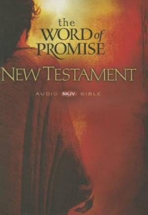 Word of Promise Scripted New Testament-NKJV