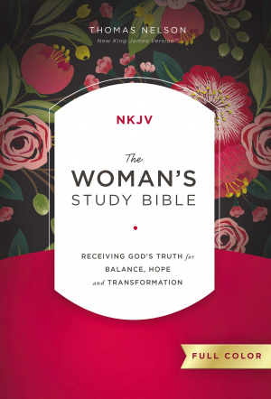 The Nkjv, Woman's Study Bible, Hardcover, Full-Color