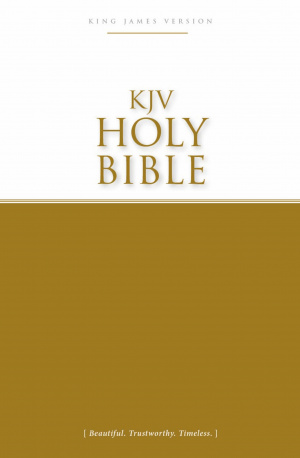 KJV, Economy Bible