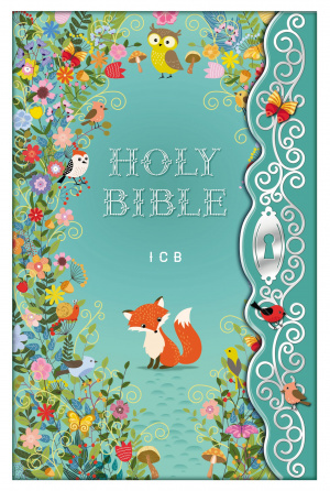 The ICB Blessed Garden Bible