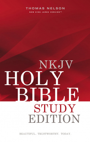 NKJV, Outreach Bible, Study Edition